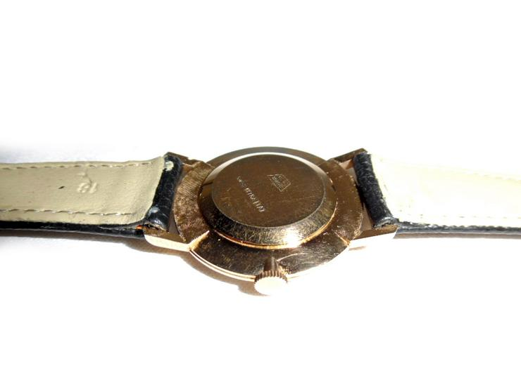 Bild 5: Seltene Armbanduhr von Rubens