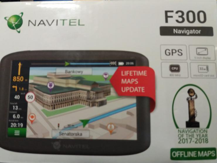 Navitel F300 - Navigationsgeräte & Software - Bild 1
