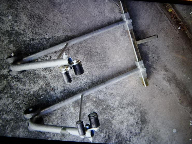 Motorad Montageständer Set