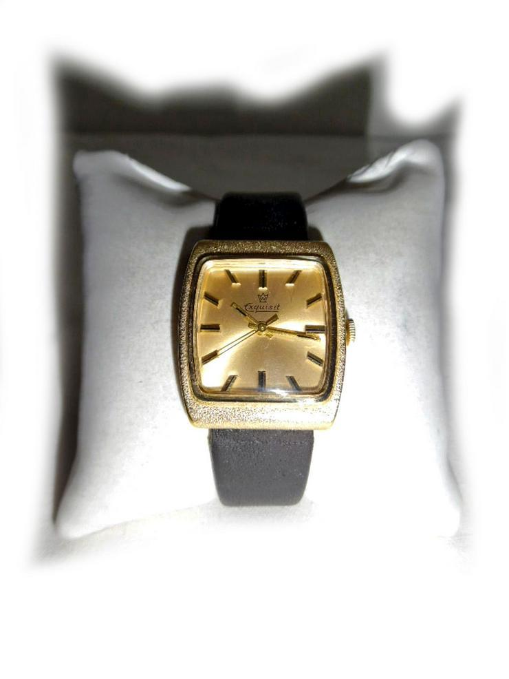 Seltene Armbanduhr von Exquisit
