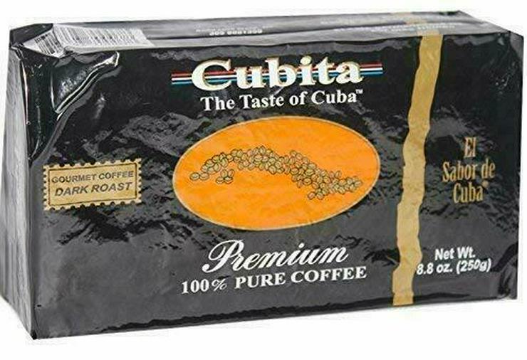 CUBITA Espresso Kaffee aus Kuba Cuba