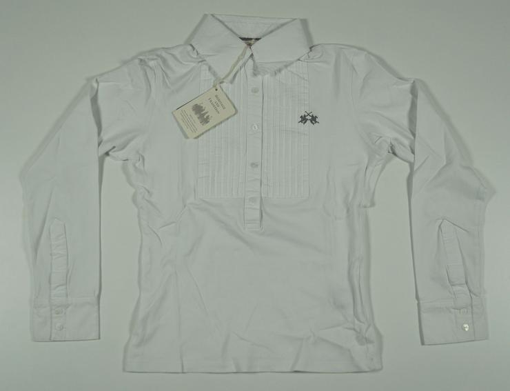 La Martina Bluse Shirt Gr.S Shirts nur für Abholer! 18-1408 - Größen 36-38 / S - Bild 1