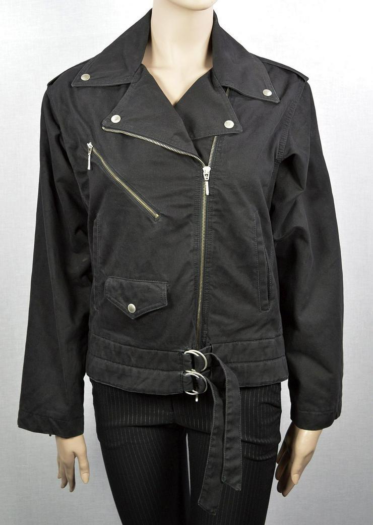 Plein Sud Damen Jacke Jacket Jackett nur für Abholer! 19021500 - Größen 36-38 / S - Bild 1