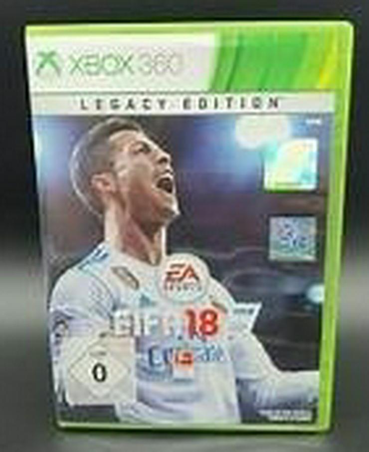 FIFA 18 Xbox 360 gebraucht