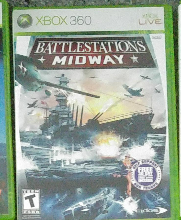 Battlestation Midway Xbox 360 gebraucht