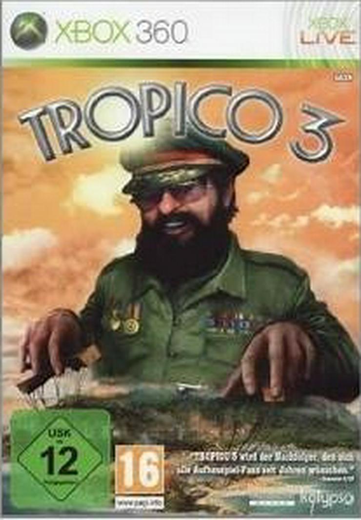 Tropico 3 Xbox 360 gebraucht