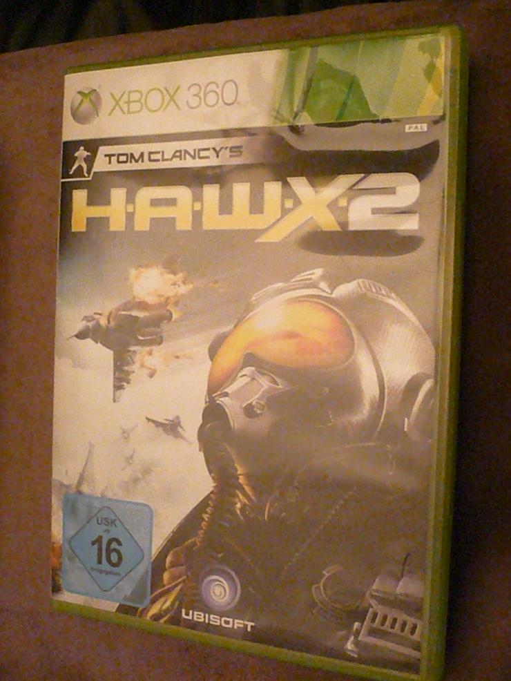 Tom Clancy's Hawx 2 Xbox 360 gebraucht