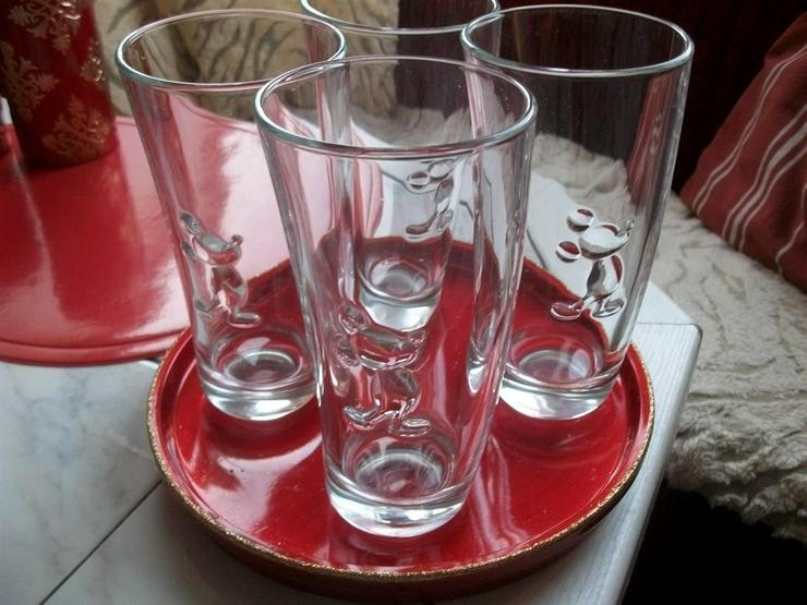 Bild 2: Long Gläser Mickymaus