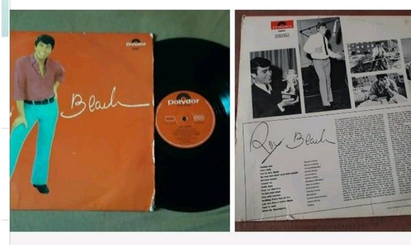 LP Schallplatte: Roy Black