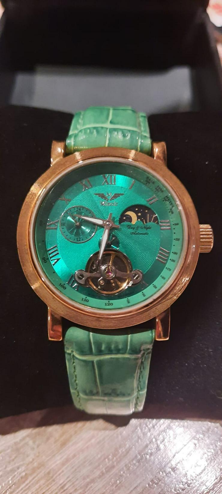 Minoir Automatik Armband Uhr