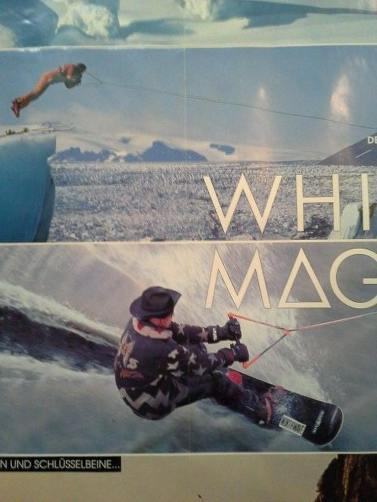 Bild 2: 1993 Bogner Action Ski  Plakat in A1