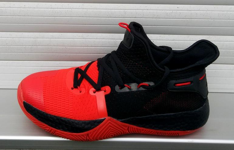 Bild 2: Basketball Performance-Schuh im Kyrie-Style, Gr. 45
