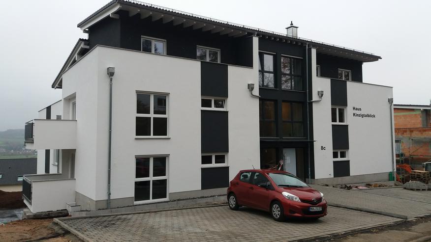 Wächtersbach, 3-Zimmer/Erstbezug, Lift, Terrasse mit schönen Blick, Garten, Badmöbel, Eichenparkett, Fußbodenheizung, Keller