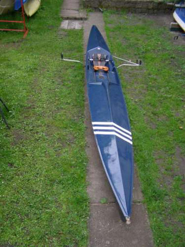 Bild 2: Fun Trainer, Ruderboot mit Rollsitz, Rennruderboot
