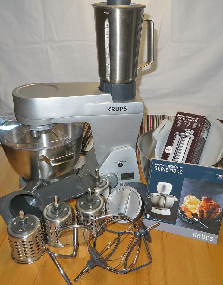 Krups Küchenmaschine Prep-Expert S9000