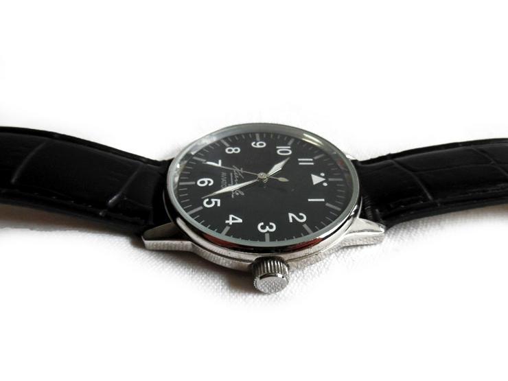 Bild 3: Neuwertige Armbanduhr von Kienzle