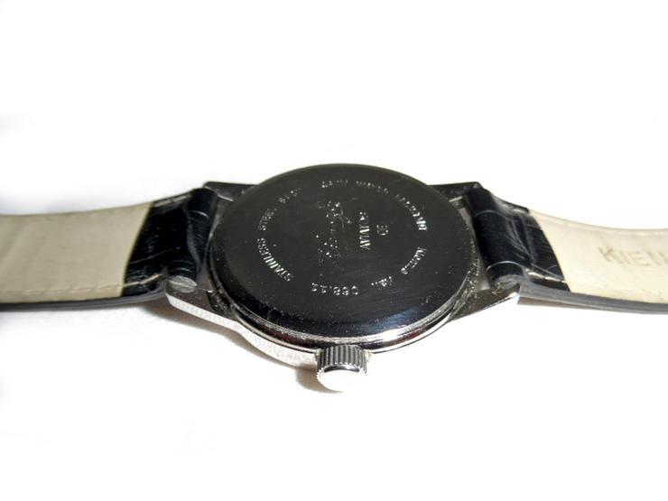 Bild 5: Neuwertige Armbanduhr von Kienzle