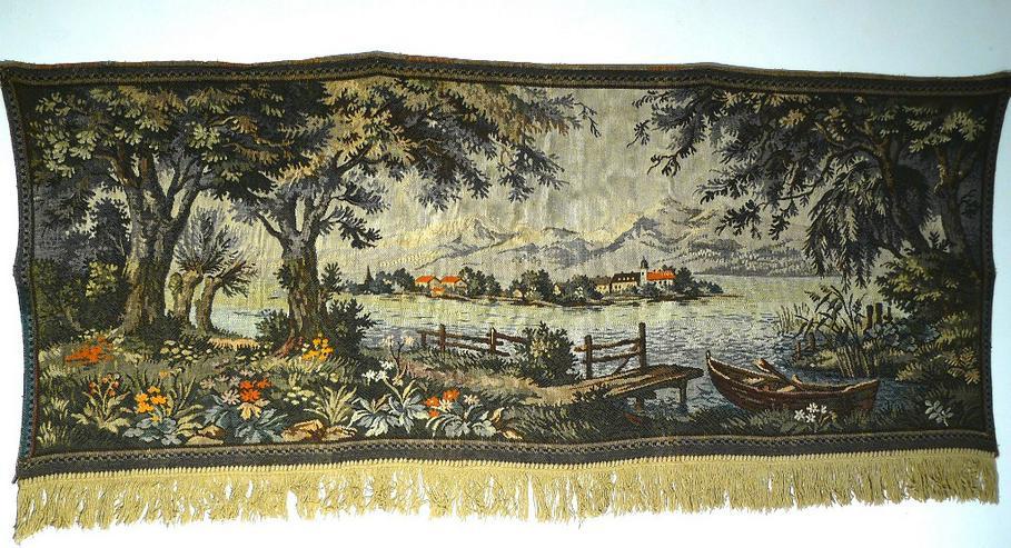 Gobelin Tapisserie Tapestry Bildteppich Wandteppich (G044)