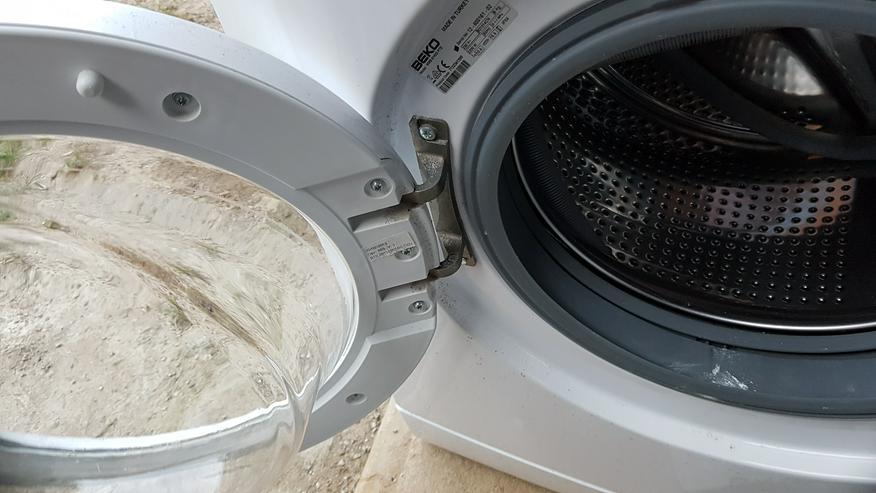 Waschmaschine mit 7 kg 1600 U/M