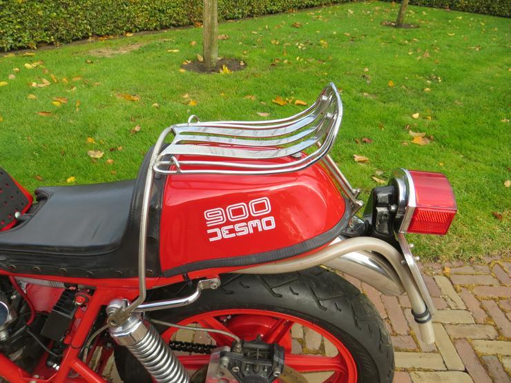 Tekoop Ducati 900 sd - Ducati - Bild 4