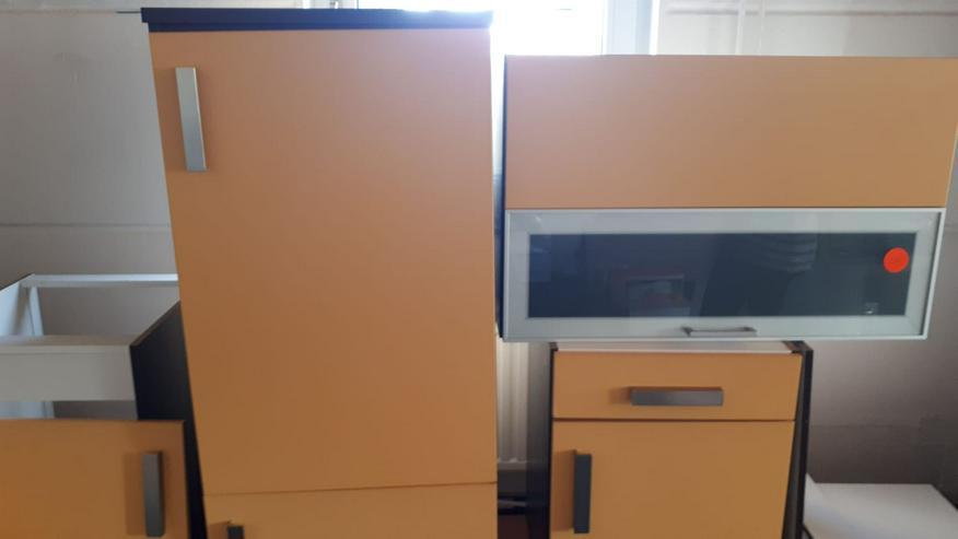Küchenzeile (ohne Elektrogeräte)