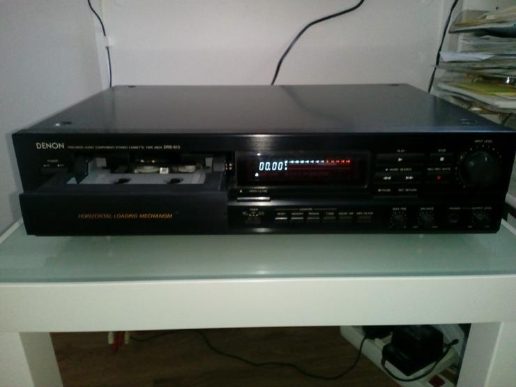 Denon DRS- 610 ,Cassetten Tape Deck