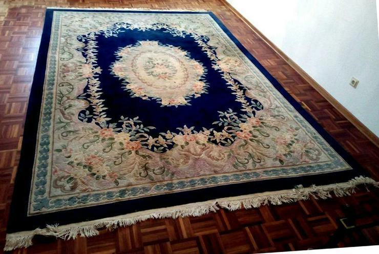 Bild 2: Orient Teppich, hochwertiger Auslege-Teppich 360x250cm