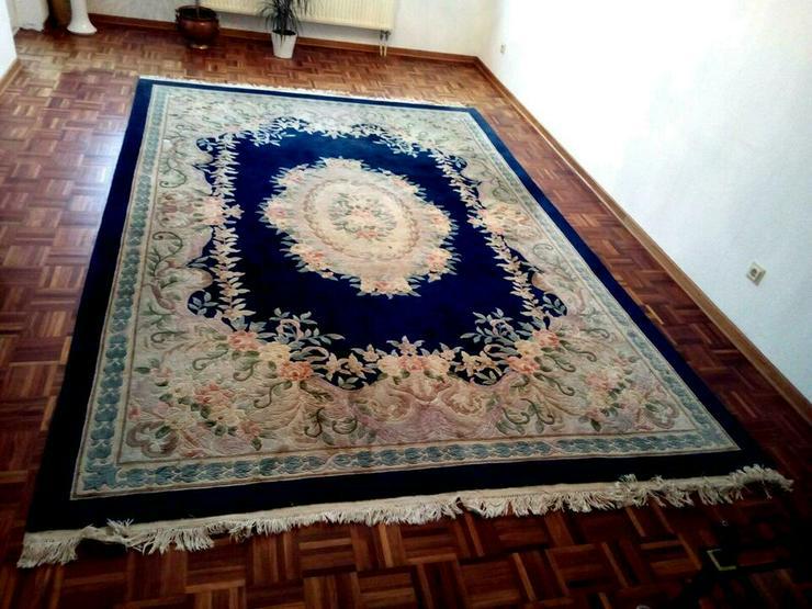Orient Teppich, hochwertiger Auslege-Teppich 360x250cm
