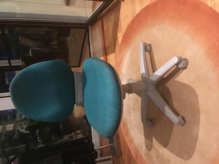 Büro Stuhl und Partnerstuhl
