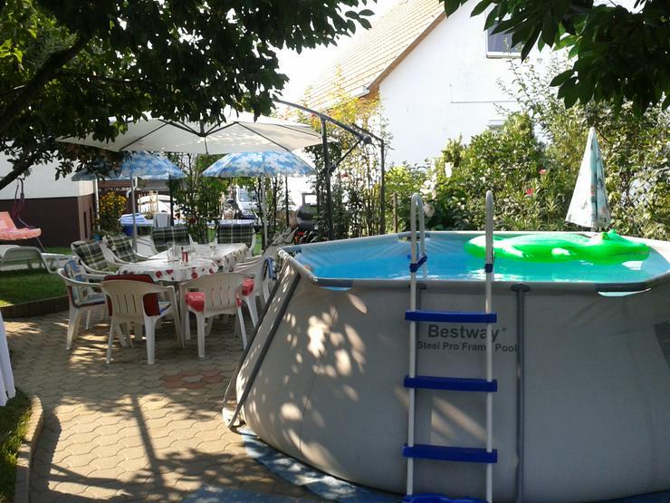 Ferienhaus am Balaton mit Pool.Klímaanlage, Wlan ist zu vermieten