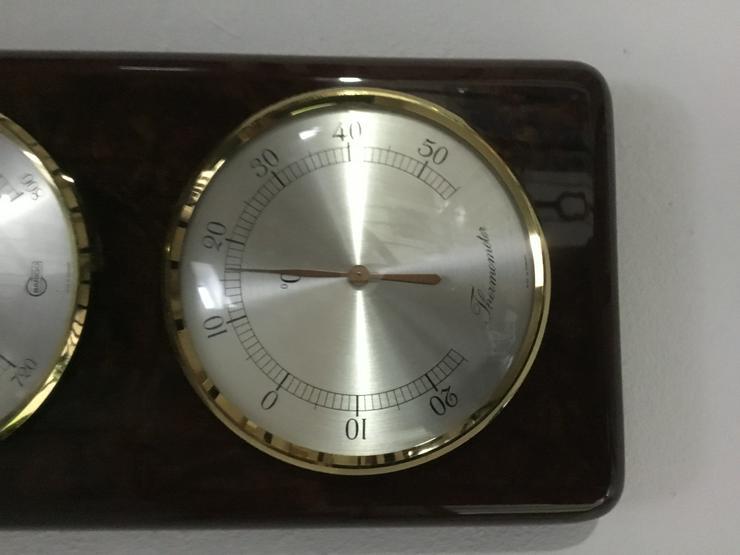 Wetterstation von BARIGO mit Barometer, Thermometer Hygrometer - Wetterstationen & Thermometer - Bild 3