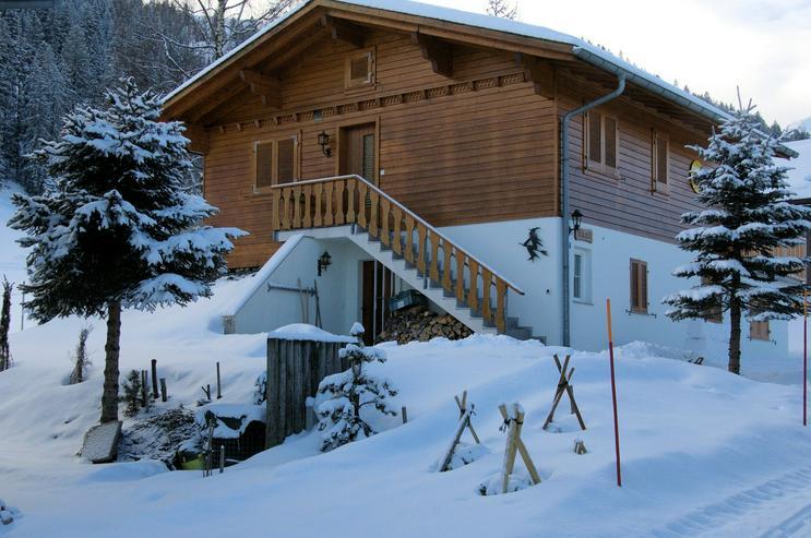 Chalet häxli - Ferienhaus Schweiz - Bild 1