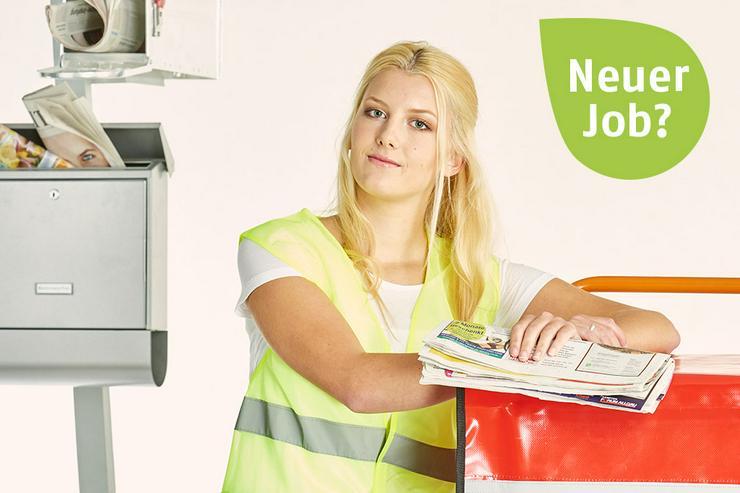 Zeitung, Briefe austragen in Westerngrund - Zusteller (m/w/d) gesucht - Job, Nebenjob, Minijob