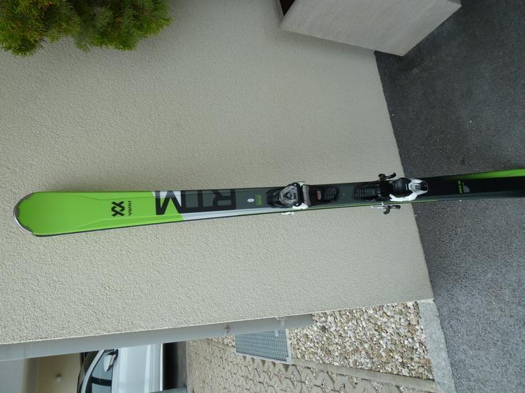 Fast NEU! Völkl RTM 76 mit Marker Bindung Motion 3-11, 168 cm
