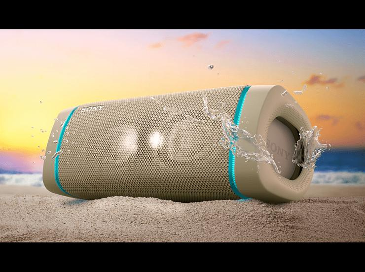 SONY SRS-XB33 Lautsprecher Bluetooth