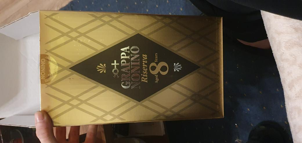 Nonino Grappa Riserva 8 Jahre Barrique 43% vol. 0,70l