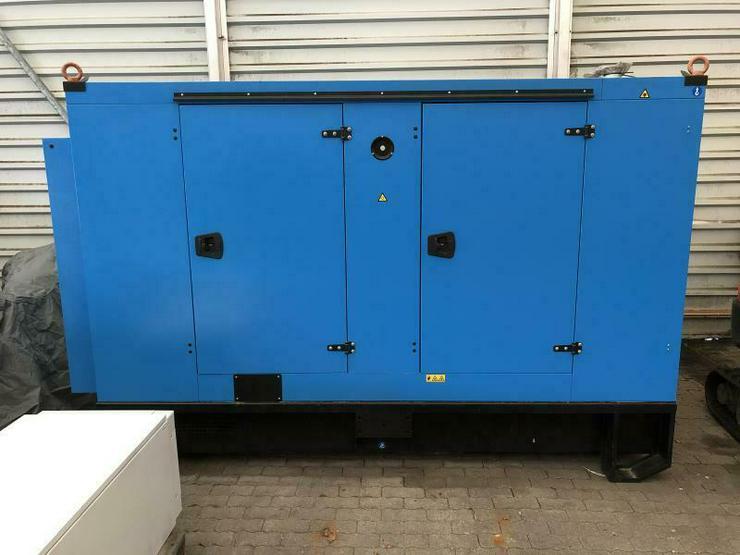Strom Generator 250KVA/200kw D250 GX Heavy Duty- Manuel Notstromaggregat Deutz