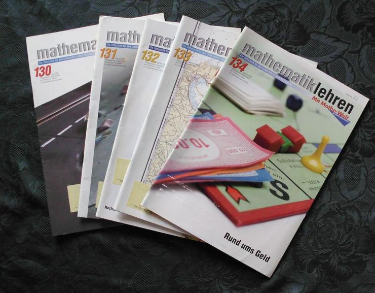 """Sammlung """"Mathematik lehren"""" mit Mathewelt"""