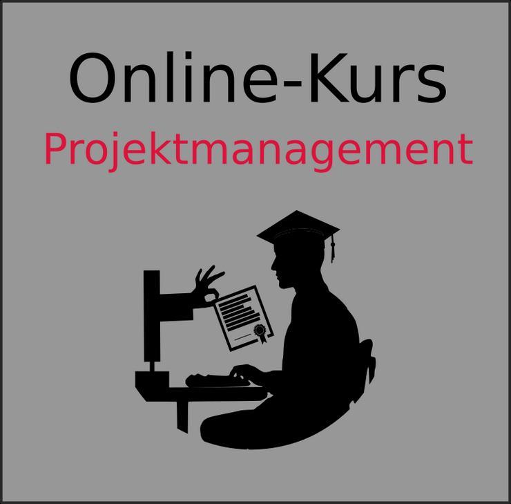 Projektmanagement Online-Kurs mit Abschlusszertifikat