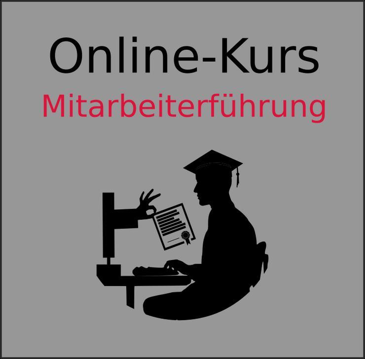 Mitarbeiterführung Online-Kurs mit Abschlusszertifikat