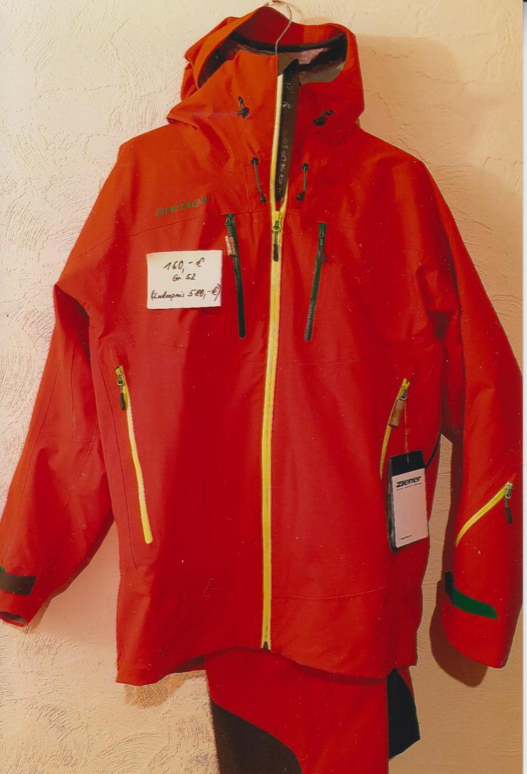 """Hochwertiger Skianzug Marke """"Ziener"""" Gr. 52,  - Bekleidung - Bild 1"""