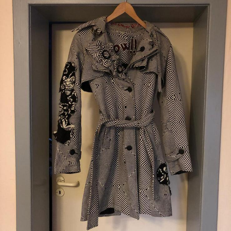 Damen-Mantel von Desigual, Größe S-M (neuwertig)