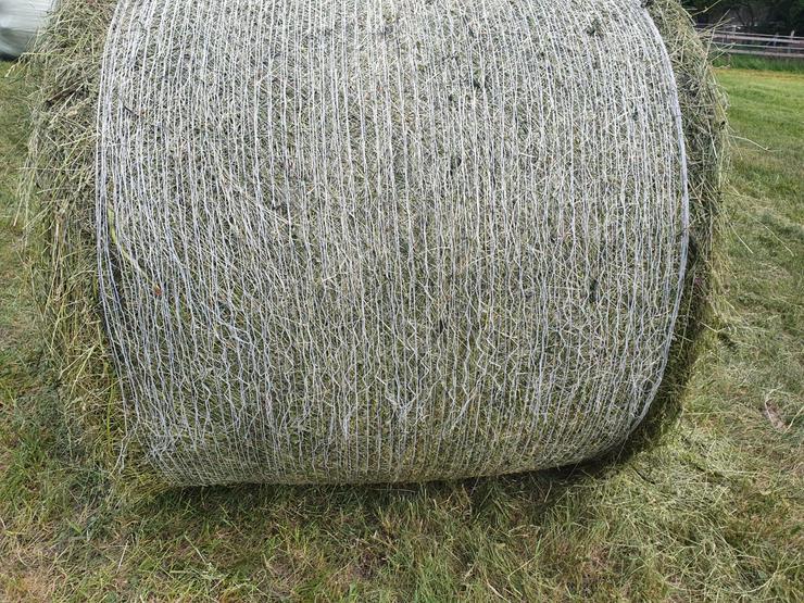 Bild 4: Heu - Stroh - Siloballen