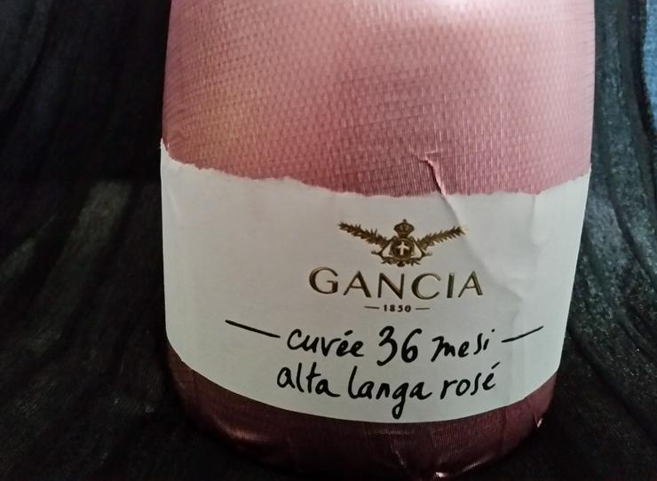 Bild 5: Gancia - Cuvée 36 mesi Alta Langa Rosé, Schaumwein, 0,75l, 12%