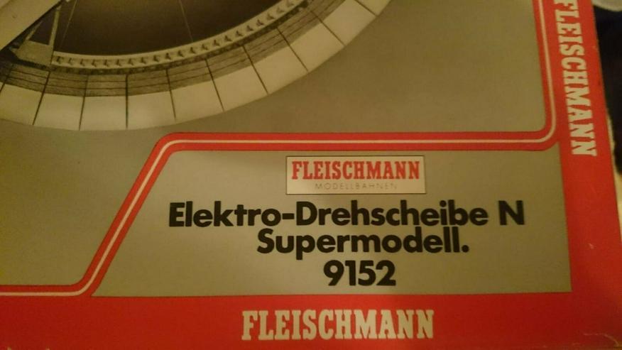 Fleischmann 9152 Supermodell Spur N - Spur N - Bild 1
