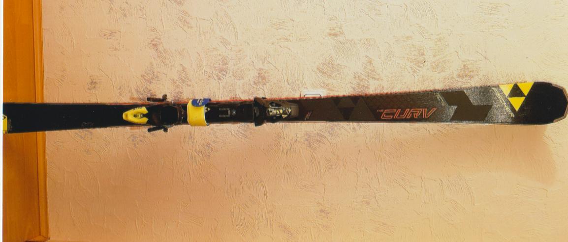 Fischer RC 4, The CURV, 178cm incl. hochwertiger Bindung, Neu - Ski & Skistöcke - Bild 1