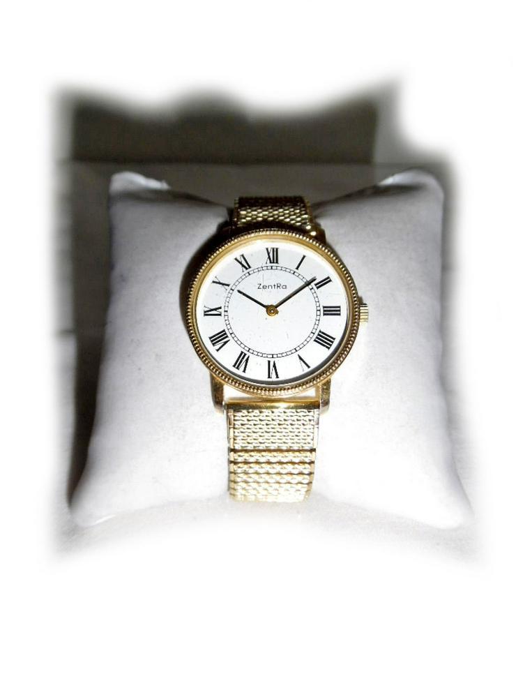 Elegante Zentra Armbanduhr