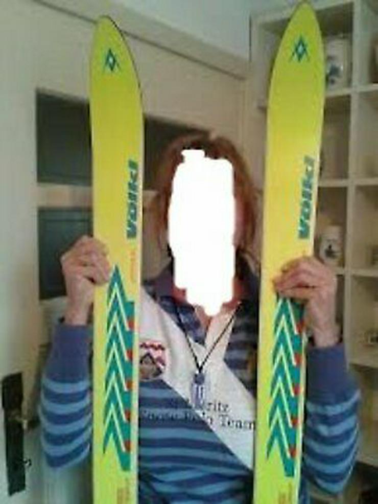 Bild 5: Biete Skiausrüstung, Damen-Skisachen, Skijacke, Skischuhe und Ski und Skistöcke