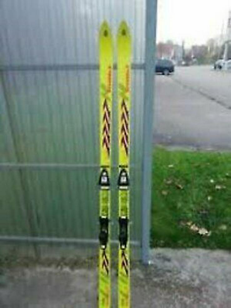 Bild 3: Biete Skiausrüstung, Damen-Skisachen, Skijacke, Skischuhe und Ski und Skistöcke