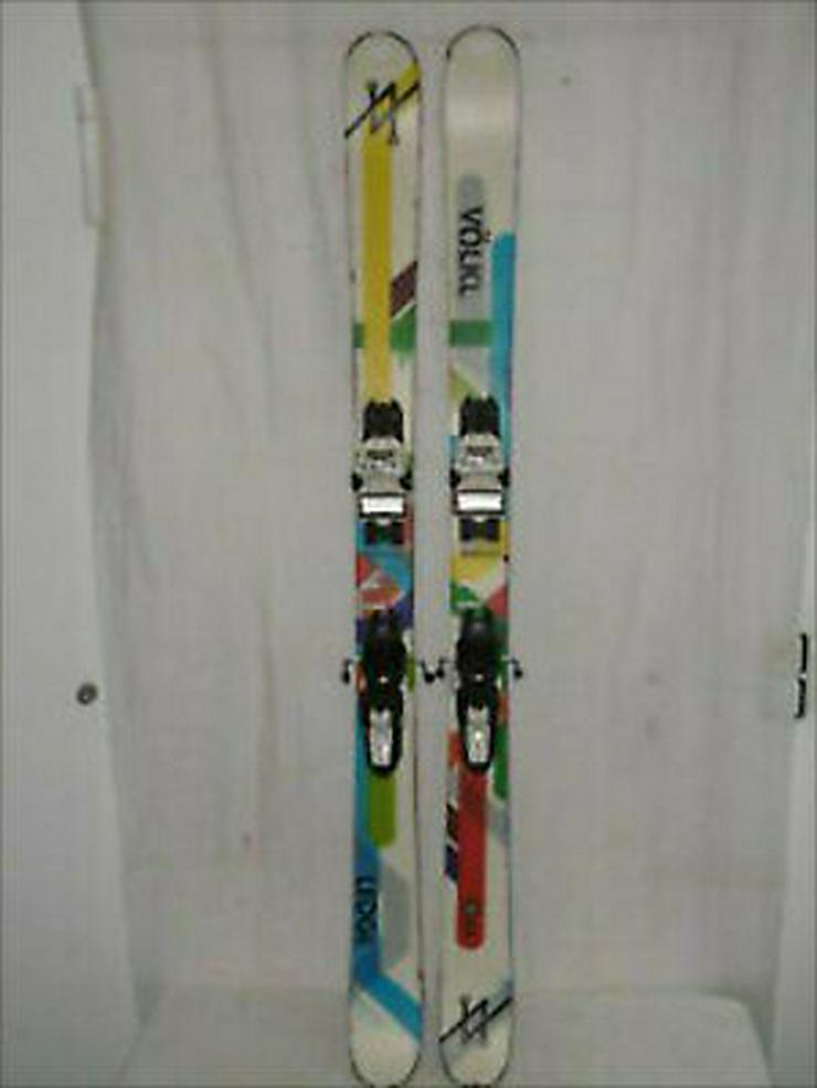 Bild 2: Biete Skiausrüstung, Damen-Skisachen, Skijacke, Skischuhe und Ski und Skistöcke